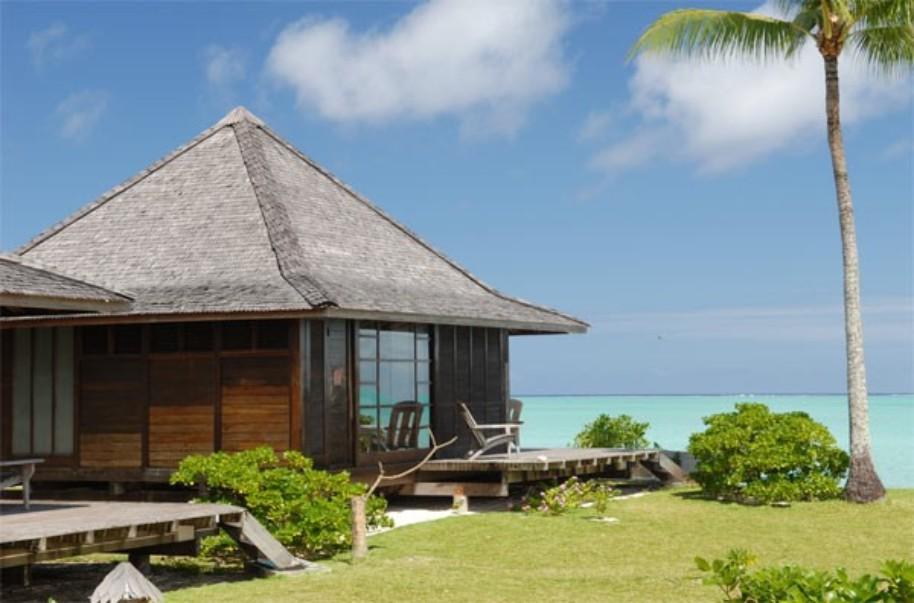 Matira Bora Bora (fotografie 11)