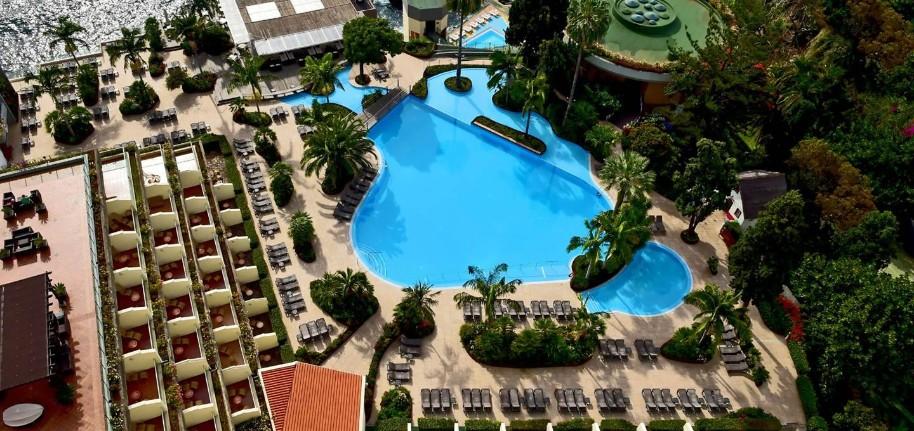Hotel Pestana Carlton (fotografie 1)