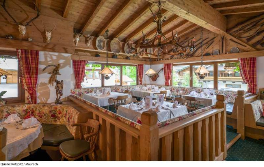 Familienhotel/Pension Rotspitz (fotografie 3)