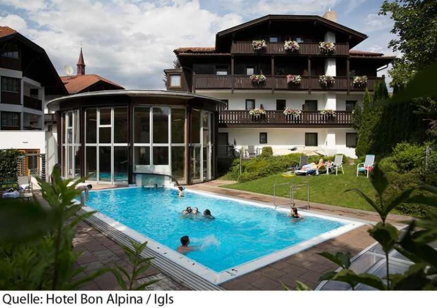 Hotel Bon Alpina (fotografie 7)