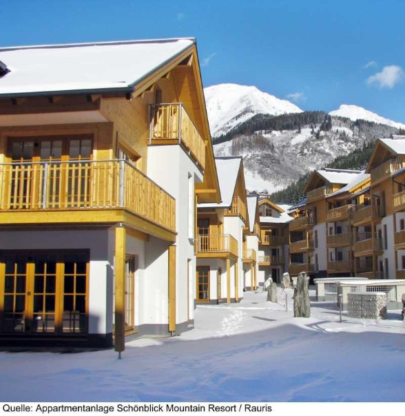 Apartmánový komplex Schönblick Mountain Resort (fotografie 1)