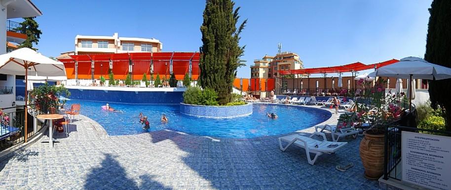 Hotel Kiparisite (fotografie 1)