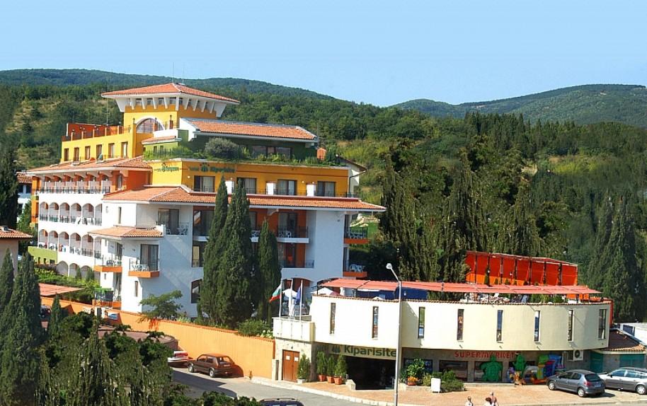 Hotel Kiparisite (fotografie 3)