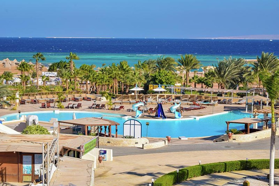 Hotel Coral Beach (fotografie 1)