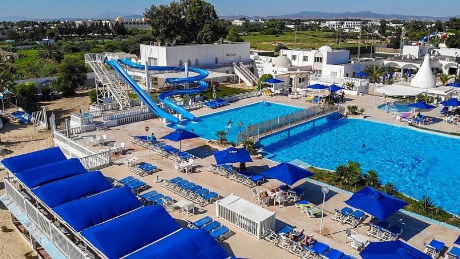 Hotel Samira Club Aquapark (fotografie 23)