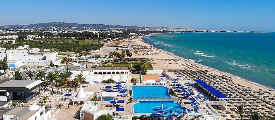 Hotel Samira Club Aquapark (fotografie 24)