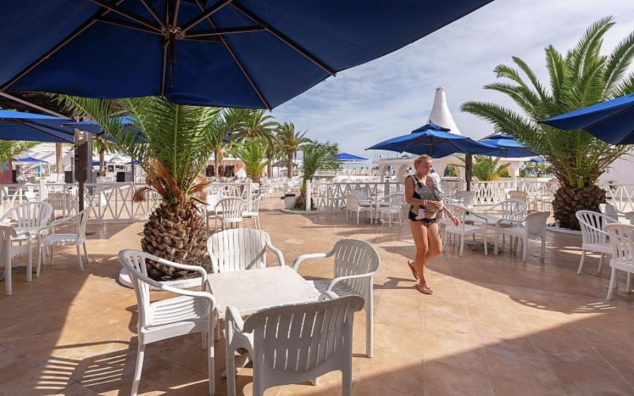 Hotel Samira Club Aquapark (fotografie 31)