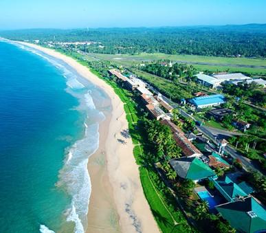 Srí Lanka okruh + pobyt Hotel The Long Beach
