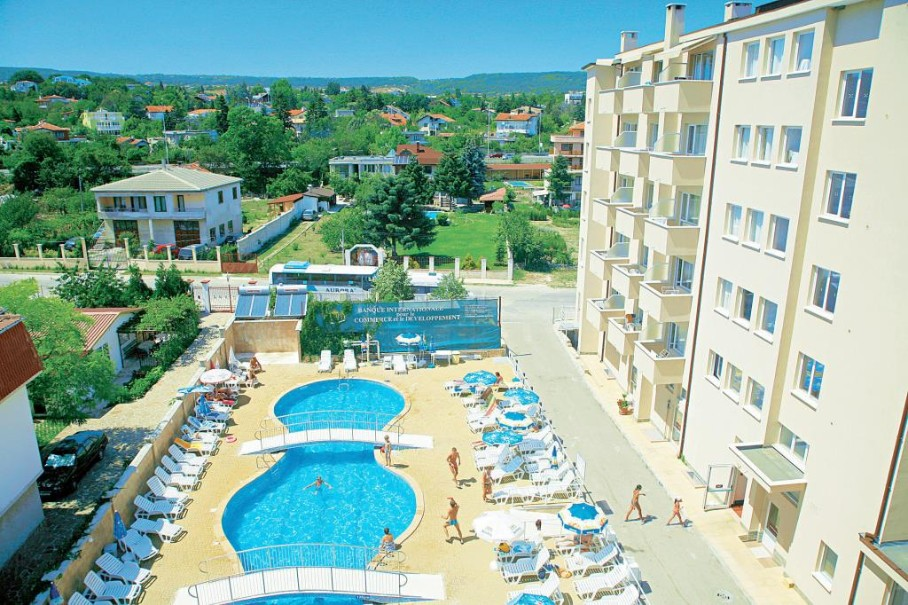 Hotel Aurora (fotografie 11)