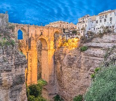 Krásy jižního Španělska
