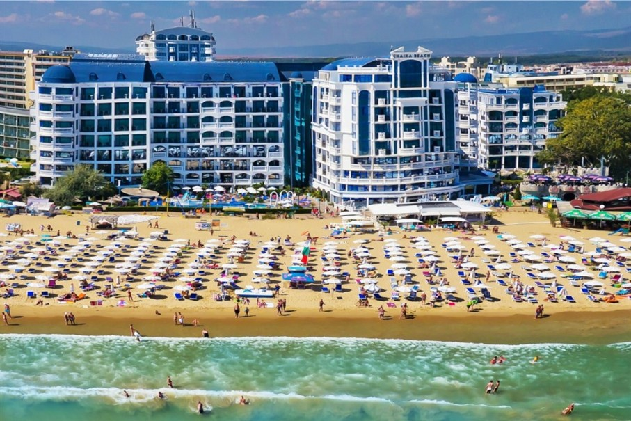 Hotel Čajka Beach Resort (fotografie 1)