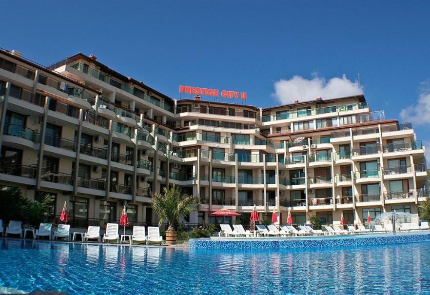 Hotel Prestige City II (fotografie 1)