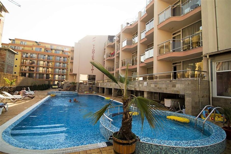 Hotel Tropics (fotografie 1)