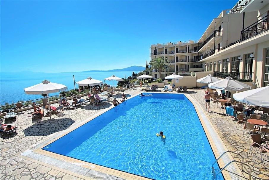 Hotel Corfu Belvedere (fotografie 1)