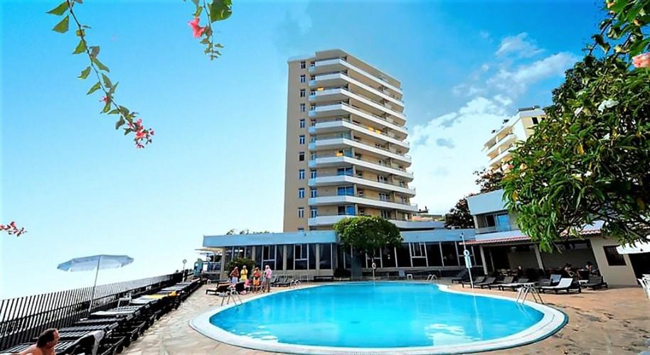 Hotelový komplex Duas Torres (fotografie 2)