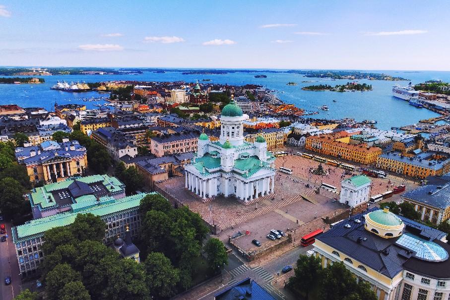 Švédsko - Finsko (fotografie 1)