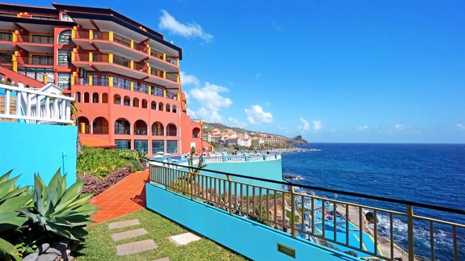 Hotelový komplex Rocamar/Royal Orchid (fotografie 2)