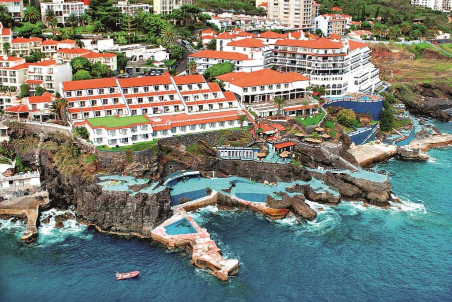 Hotelový komplex Rocamar/Royal Orchid (fotografie 13)
