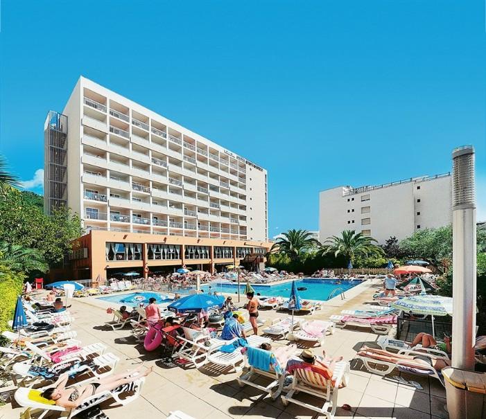 Hotel Santa Monica (fotografie 1)