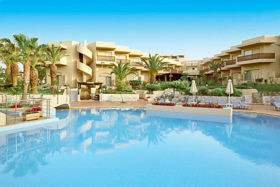 Hotelový komplex Santa Marina Beach (fotografie 9)