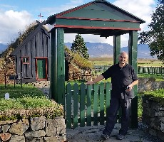 Islandská mosaika s Janem Burianem