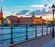 Statarobylé metropole Skandinávie