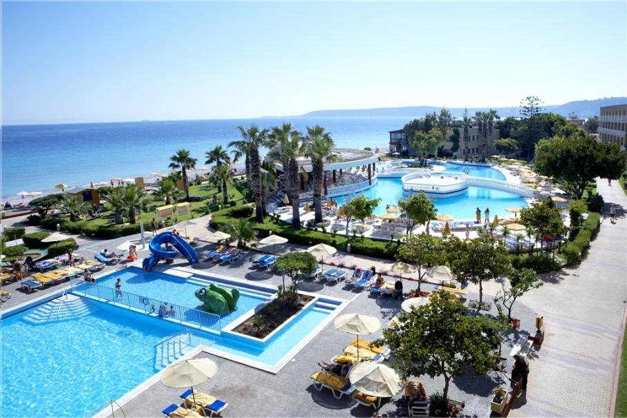 Hotel Sunshine Rhodos (fotografie 1)