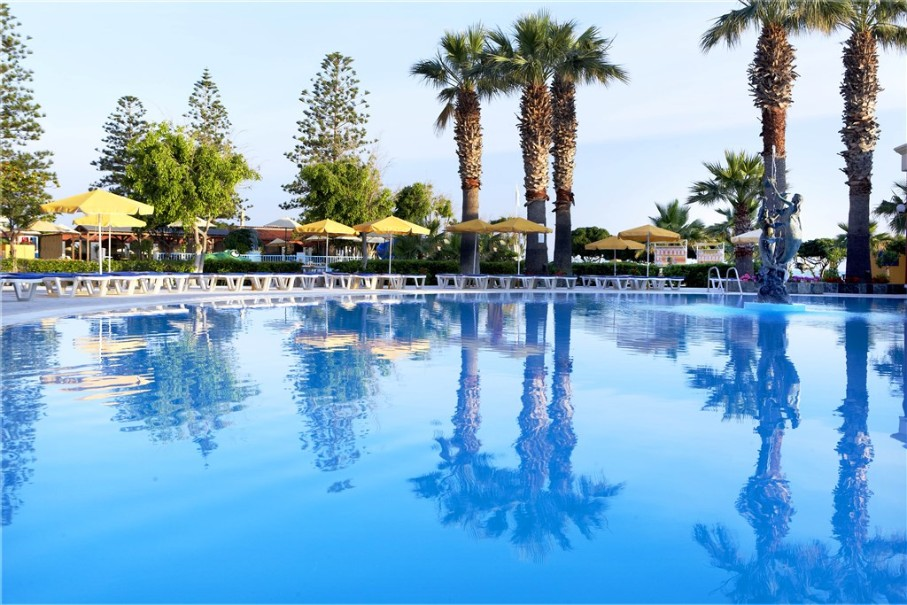 Hotel Sunshine Rhodos (fotografie 24)