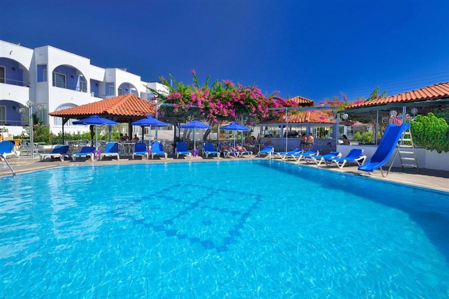 Hotel Kolymbia Sun (fotografie 1)