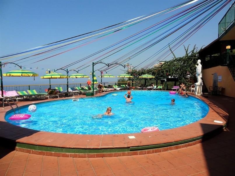 Hotel Orizzonte Blu Di Tropea (fotografie 12)