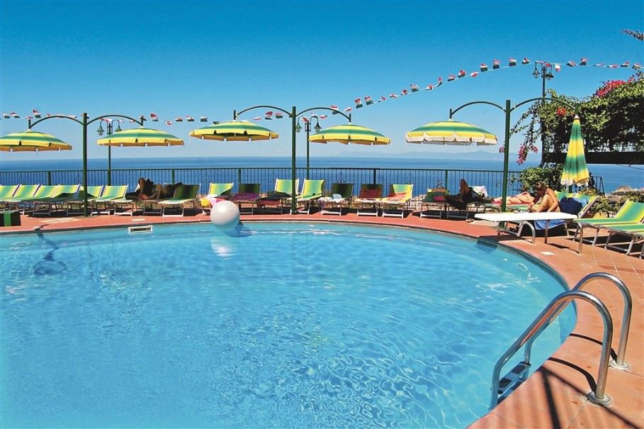 Hotel Orizzonte Blu Di Tropea (fotografie 13)