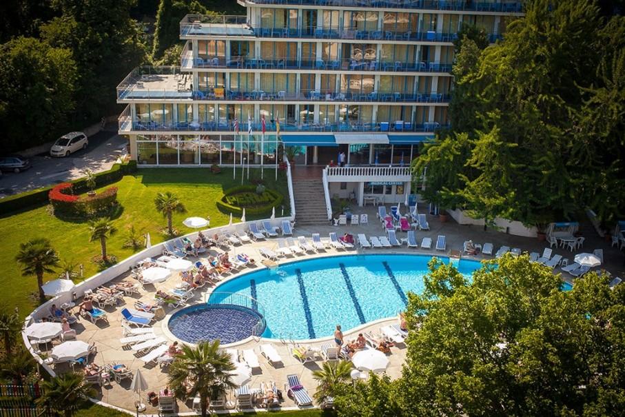 Hotel Perla Zlaté Písky (fotografie 1)