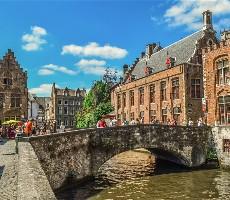 Bruggy, Gent a Brusel - skvosty Belgie