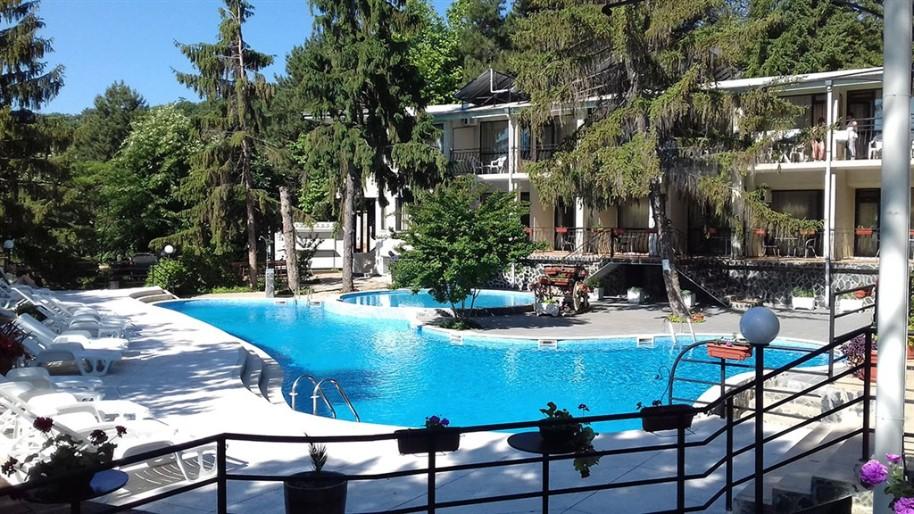 Hotel Briz (fotografie 1)