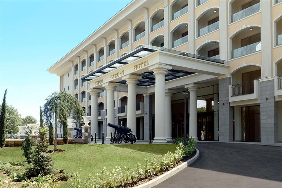 Hotel Astor Garden (fotografie 10)