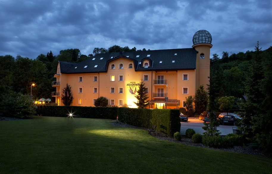 Hotel Akademie (fotografie 1)