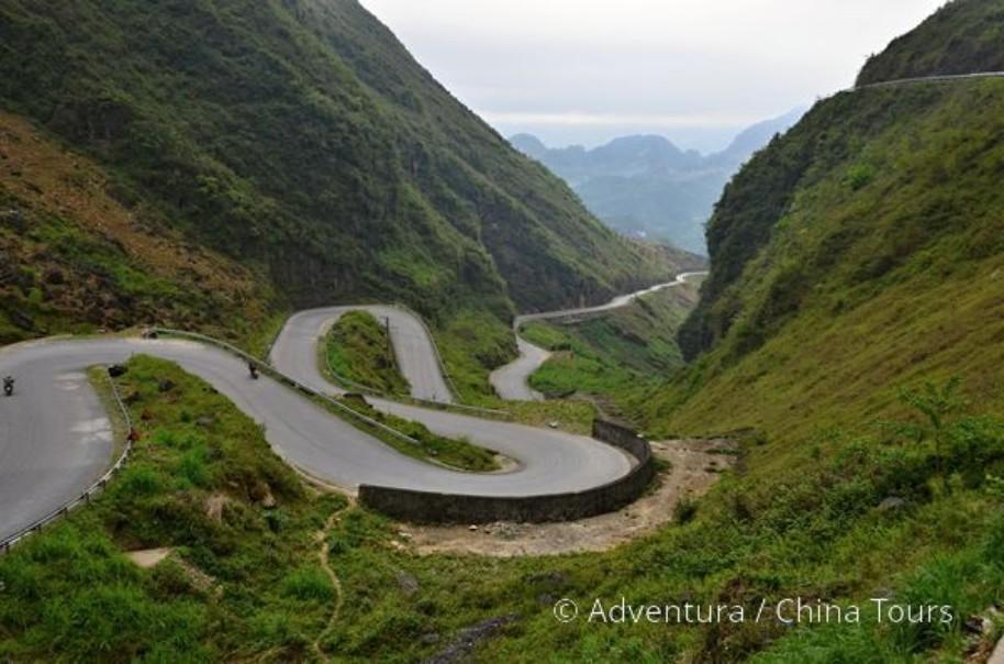 Vietnam na motorkách pro každého (fotografie 5)
