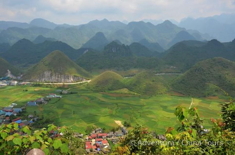 Vietnam na motorkách pro každého (fotografie 12)