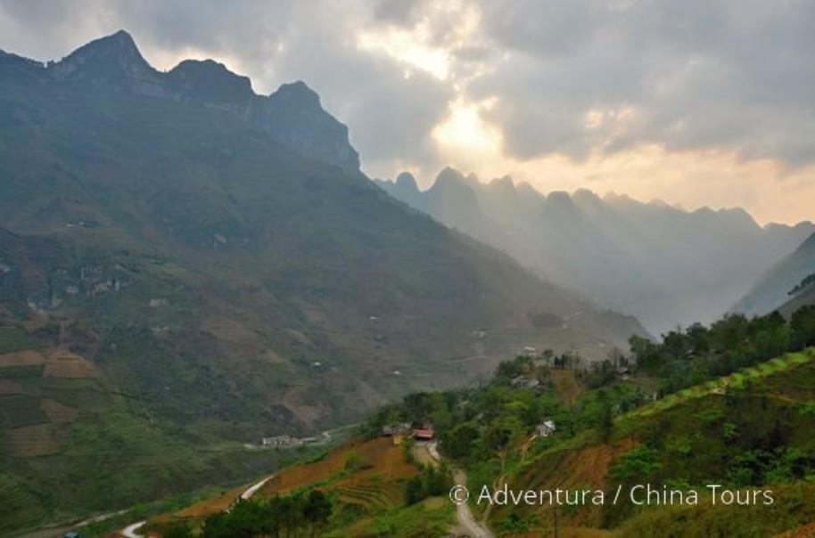 Vietnam na motorkách pro každého (fotografie 14)