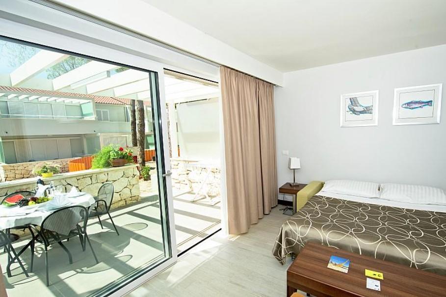Studia a apartmány Zaton Holiday Resort (fotografie 4)