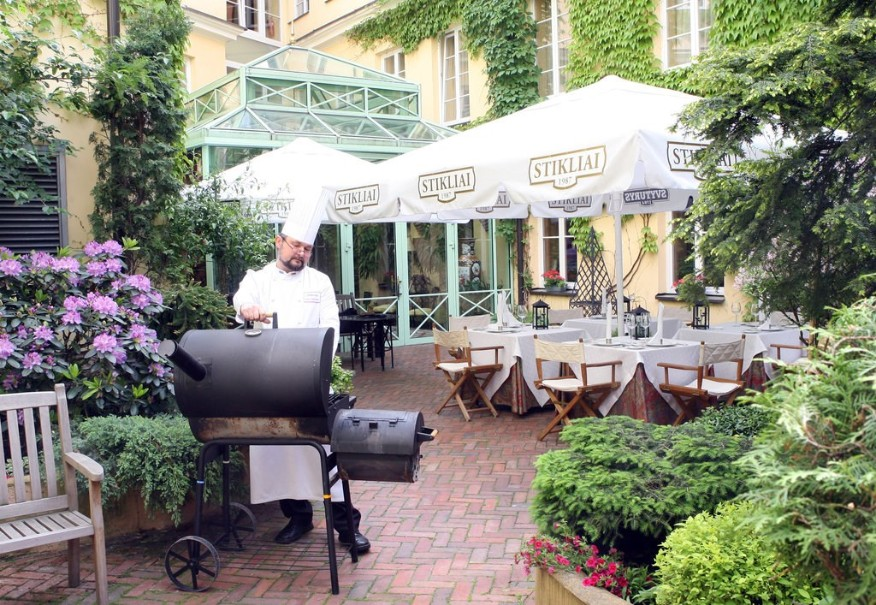 Relais & Chateaux Stikliai Hotel (fotografie 11)