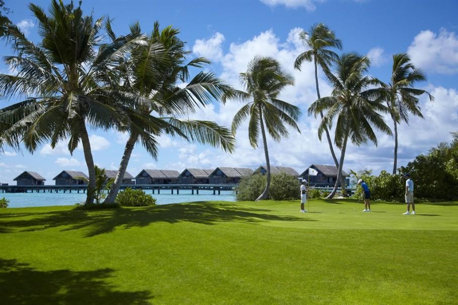 Hotel Shangri-La's Villingili Resort & Spa (fotografie 14)