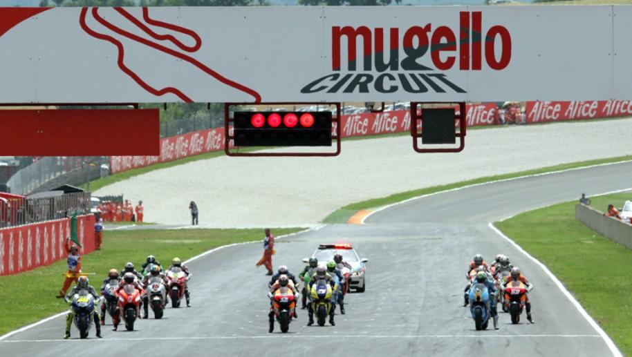 Moto GP - Velká Cena Itálie 2020 (fotografie 4)