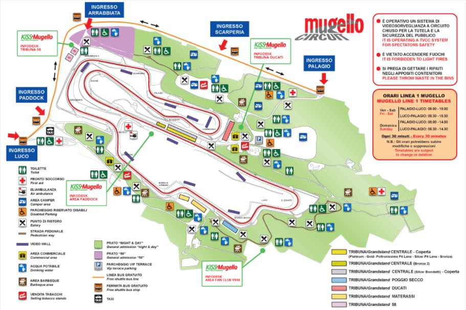 Moto GP - Velká Cena Itálie 2020 (fotografie 6)