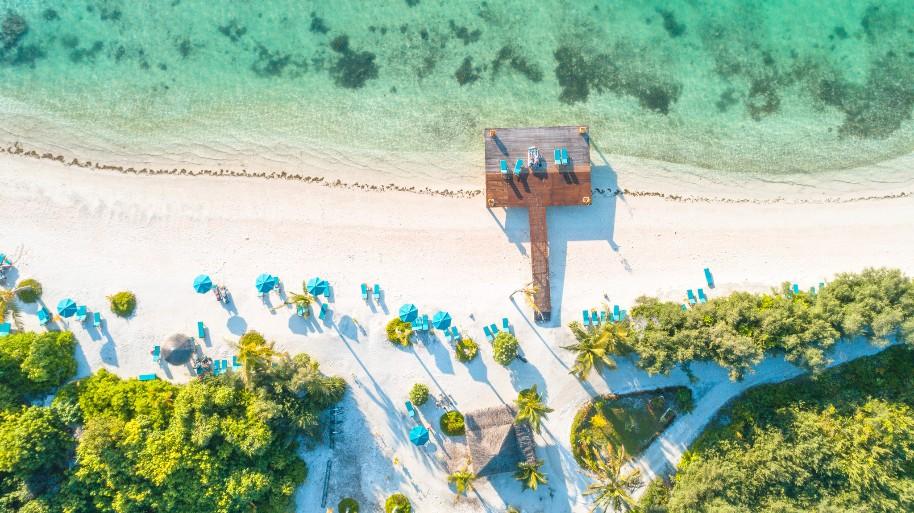 Hotel Canareef Resort Maldives (fotografie 3)