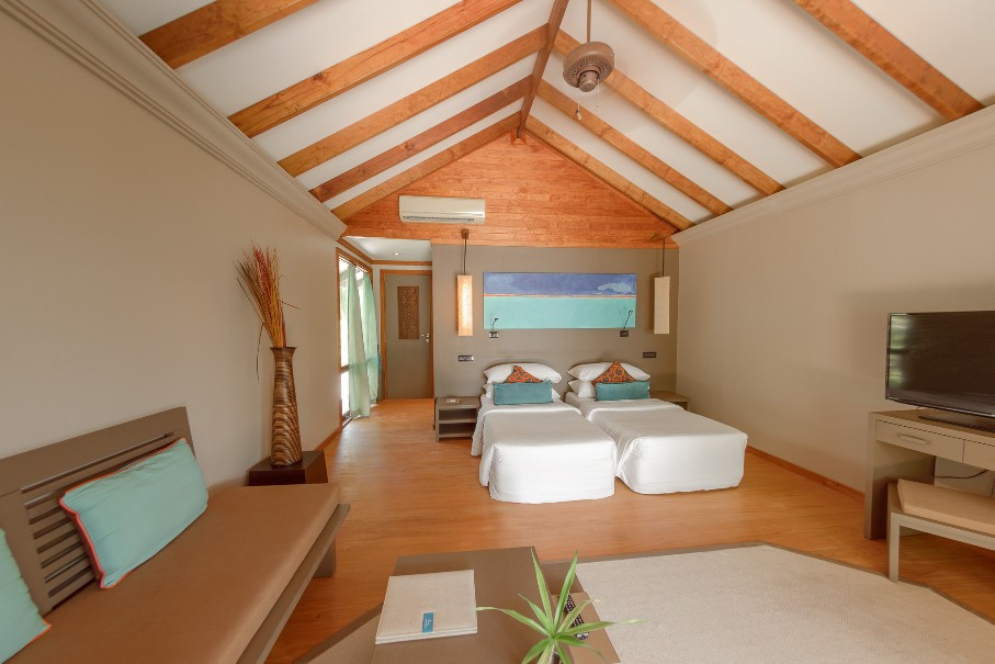 Hotel Canareef Resort Maldives (fotografie 14)