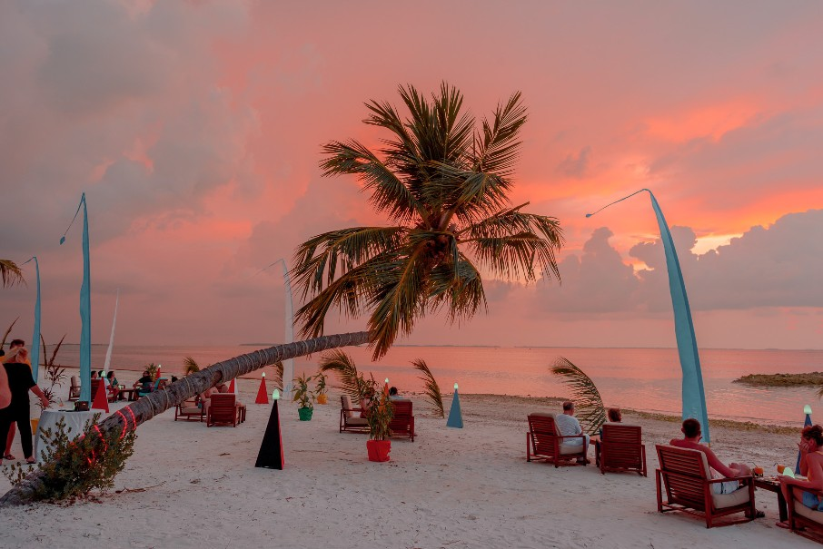 Hotel Canareef Resort Maldives (fotografie 15)