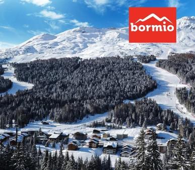 Hotely Bormio a okolí