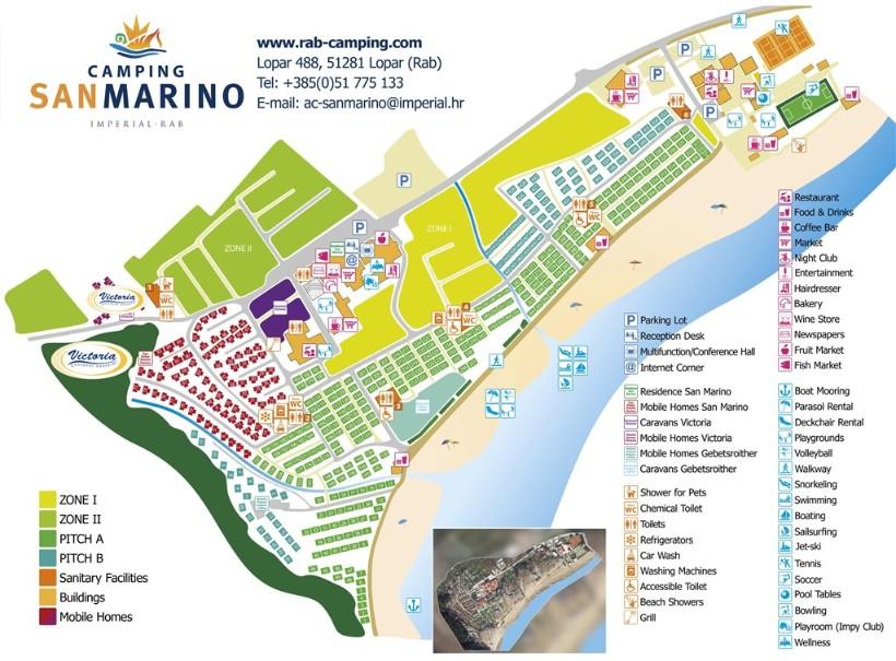 Mobilehome San Marino Camping Resort (fotografie 22)