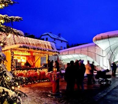 Innsbruck a křišťály